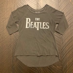 🔥4 for $20🔥Lucky Brand Beatles Shirt